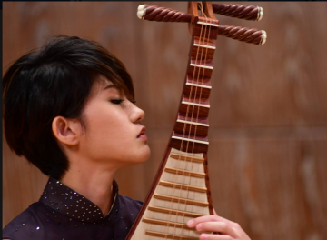 Chen Yu-Rong Pipa