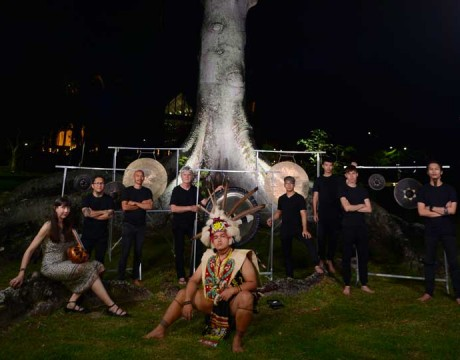 Song to the Earth Featuring Kayan Parap